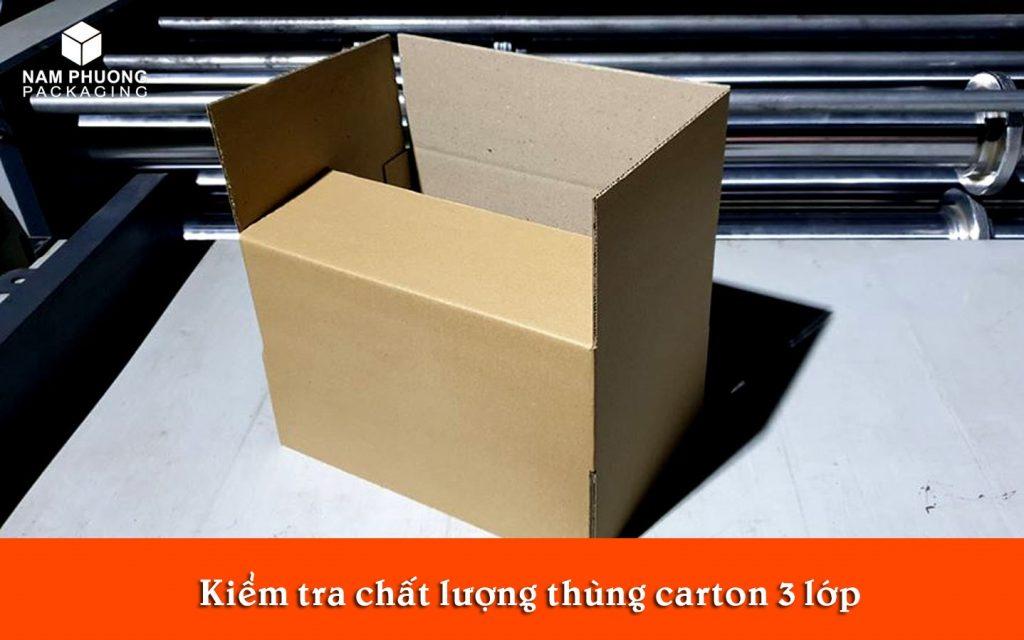 kiem tra chat luong thung carton 3 lop
