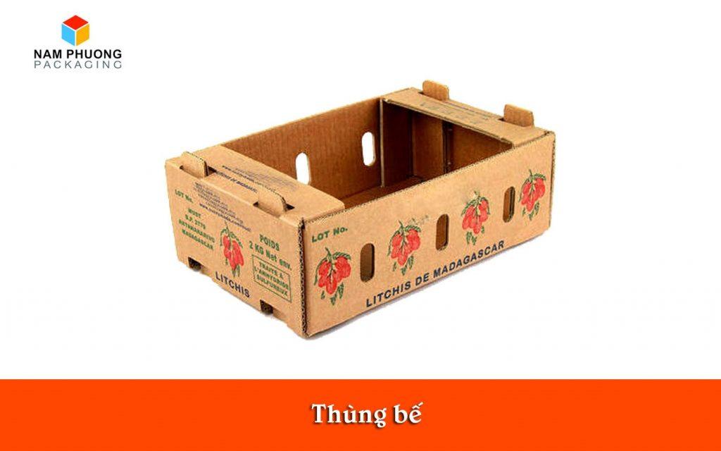 thung carton 3 lop thung be