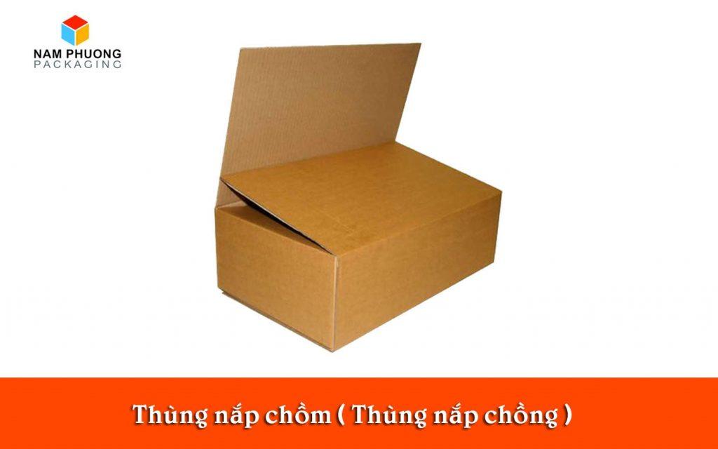 thung nap chom thung carton 3 lop