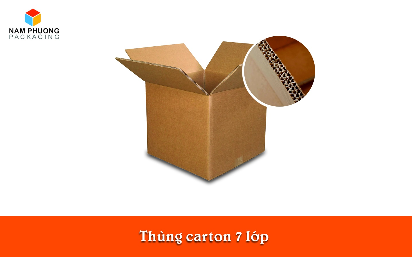 THUNG CARTON 7 LOP