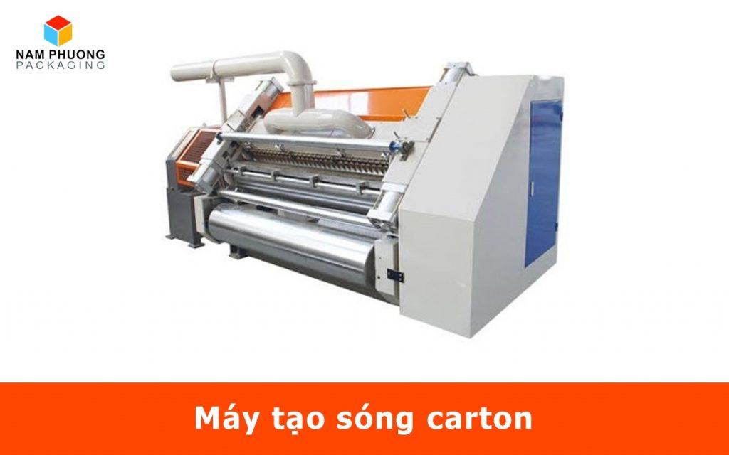 Lô sóng cho máy tạo sóng carton