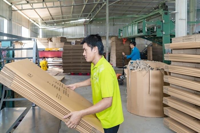 Nhận in bao bì, thùng carton uy tín số lượng lớn tại xưởng