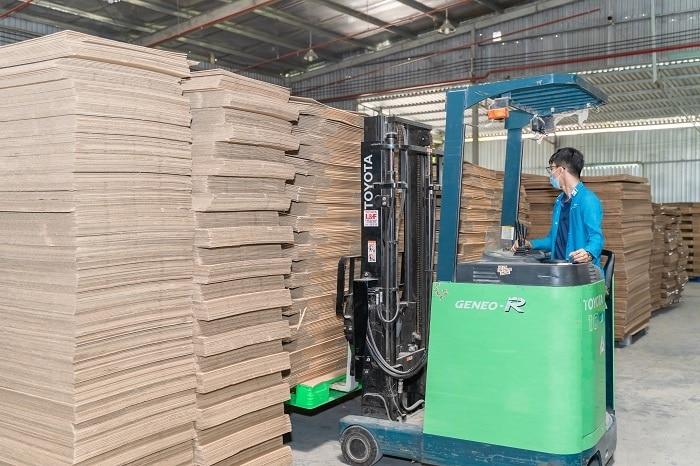 Quá trình xuất nhập khẩu gặp nhiều khó khăn trong ngành bao bì